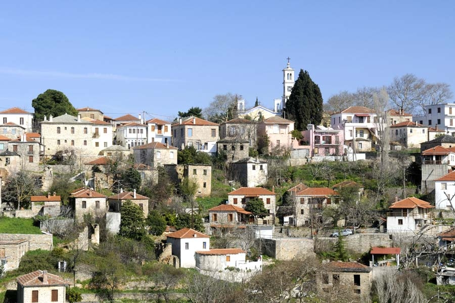 Lafkos Pelion magnesia accommodation activities attractions